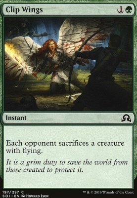 Shadows Over Innistrad: Clip Wings