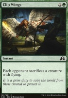 Shadows Over Innistrad Foil: Clip Wings