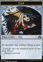 Shadows Over Innistrad: Clue Token (016)