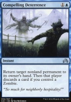 Shadows Over Innistrad Foil: Compelling Deterrence