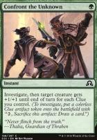 Shadows Over Innistrad: Confront the Unknown