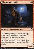 Shadows Over Innistrad Foil: Convicted Killer