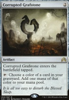 Shadows Over Innistrad: Corrupted Grafstone