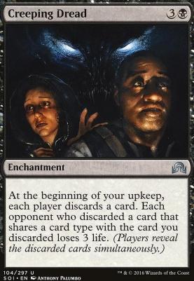 Shadows Over Innistrad: Creeping Dread