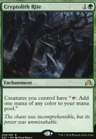 Shadows Over Innistrad: Cryptolith Rite