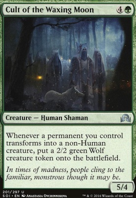 Shadows Over Innistrad: Cult of the Waxing Moon