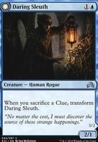 Shadows Over Innistrad Foil: Daring Sleuth