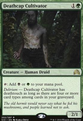 Shadows Over Innistrad: Deathcap Cultivator