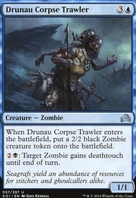 Shadows Over Innistrad: Drunau Corpse Trawler