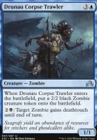 Shadows Over Innistrad Foil: Drunau Corpse Trawler