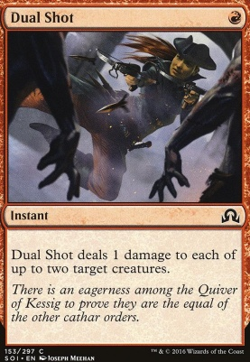 Shadows Over Innistrad Foil: Dual Shot