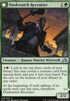 Shadows Over Innistrad: Duskwatch Recruiter