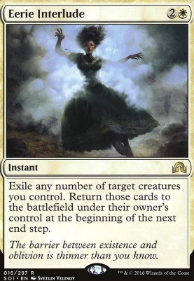 Shadows Over Innistrad: Eerie Interlude