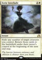 Shadows Over Innistrad Foil: Eerie Interlude