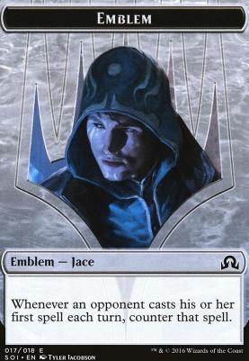 Shadows Over Innistrad: Emblem (Jace)