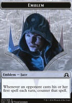 Shadows Over Innistrad: Emblem (Jace)