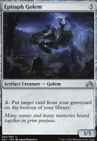 Shadows Over Innistrad: Epitaph Golem