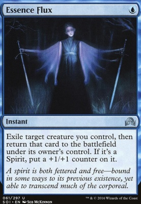 Shadows Over Innistrad: Essence Flux