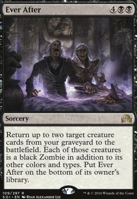 Shadows Over Innistrad: Ever After