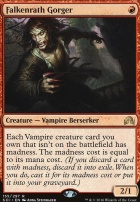 Shadows Over Innistrad Foil: Falkenrath Gorger