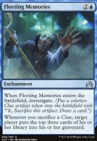 Shadows Over Innistrad: Fleeting Memories
