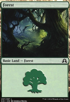 Shadows Over Innistrad: Forest (297 C)