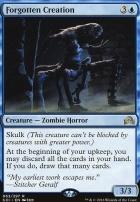 Shadows Over Innistrad: Forgotten Creation