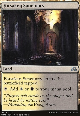 Shadows Over Innistrad: Forsaken Sanctuary