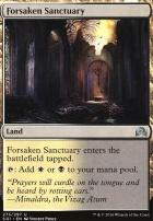 Shadows Over Innistrad: Forsaken Sanctuary
