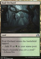 Shadows Over Innistrad: Foul Orchard