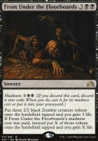 Shadows Over Innistrad: From Under the Floorboards