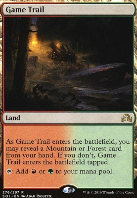 Shadows Over Innistrad Foil: Game Trail