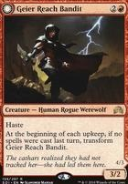 Shadows Over Innistrad Foil: Geier Reach Bandit