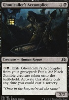 Shadows Over Innistrad Foil: Ghoulcaller's Accomplice