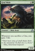 Shadows Over Innistrad: Graf Mole