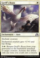 Shadows Over Innistrad: Gryff's Boon