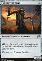 Shadows Over Innistrad Foil: Harvest Hand