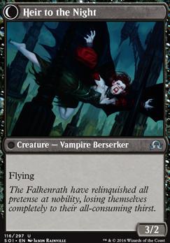 Shadows Over Innistrad: Heir of Falkenrath