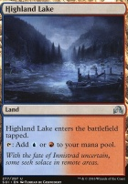 Shadows Over Innistrad: Highland Lake