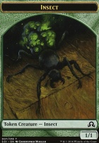 Shadows Over Innistrad: Insect Token