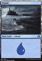 Shadows Over Innistrad: Island (286 A)