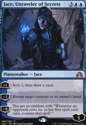 Shadows Over Innistrad: Jace, Unraveler of Secrets