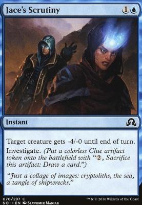 Shadows Over Innistrad: Jace's Scrutiny