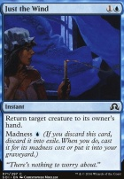 Shadows Over Innistrad: Just the Wind