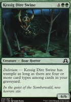 Shadows Over Innistrad: Kessig Dire Swine