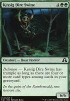 Shadows Over Innistrad: Kessig Dire Swine