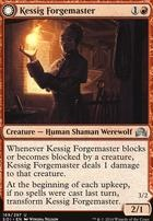 Shadows Over Innistrad Foil: Kessig Forgemaster