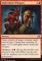 Shadows Over Innistrad: Malevolent Whispers