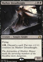 Shadows Over Innistrad Foil: Markov Dreadknight