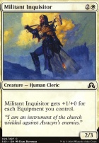 Shadows Over Innistrad: Militant Inquisitor